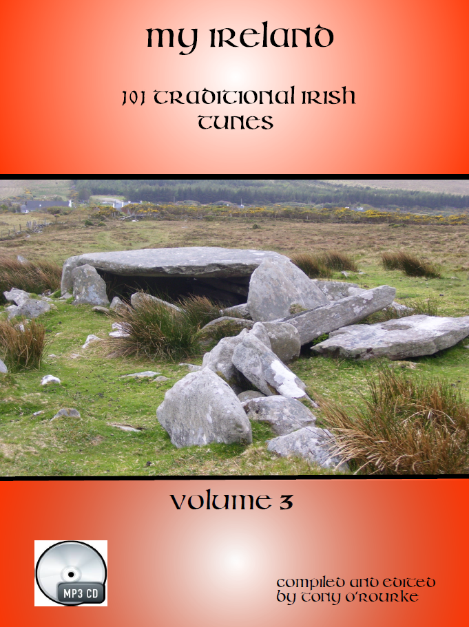 Cover of My Ireland - Volume 3