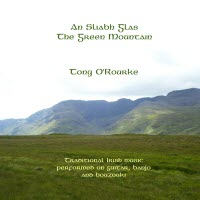 Cover image and title for An Sliabh Glas CD